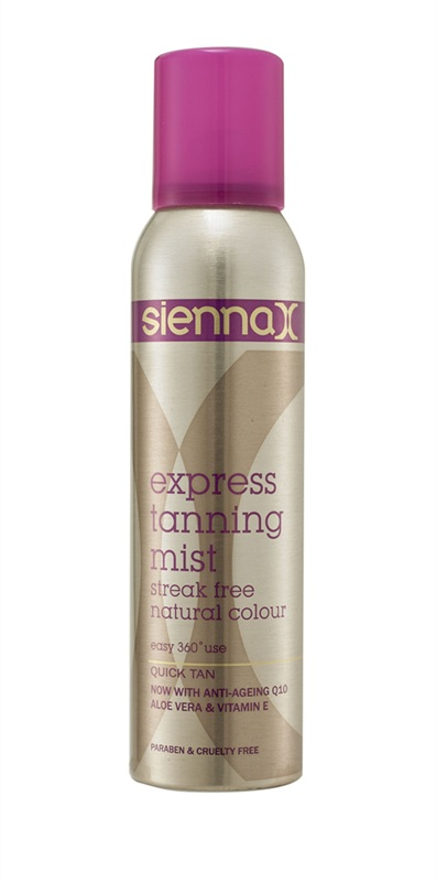 Express Tanning Mist with Q10